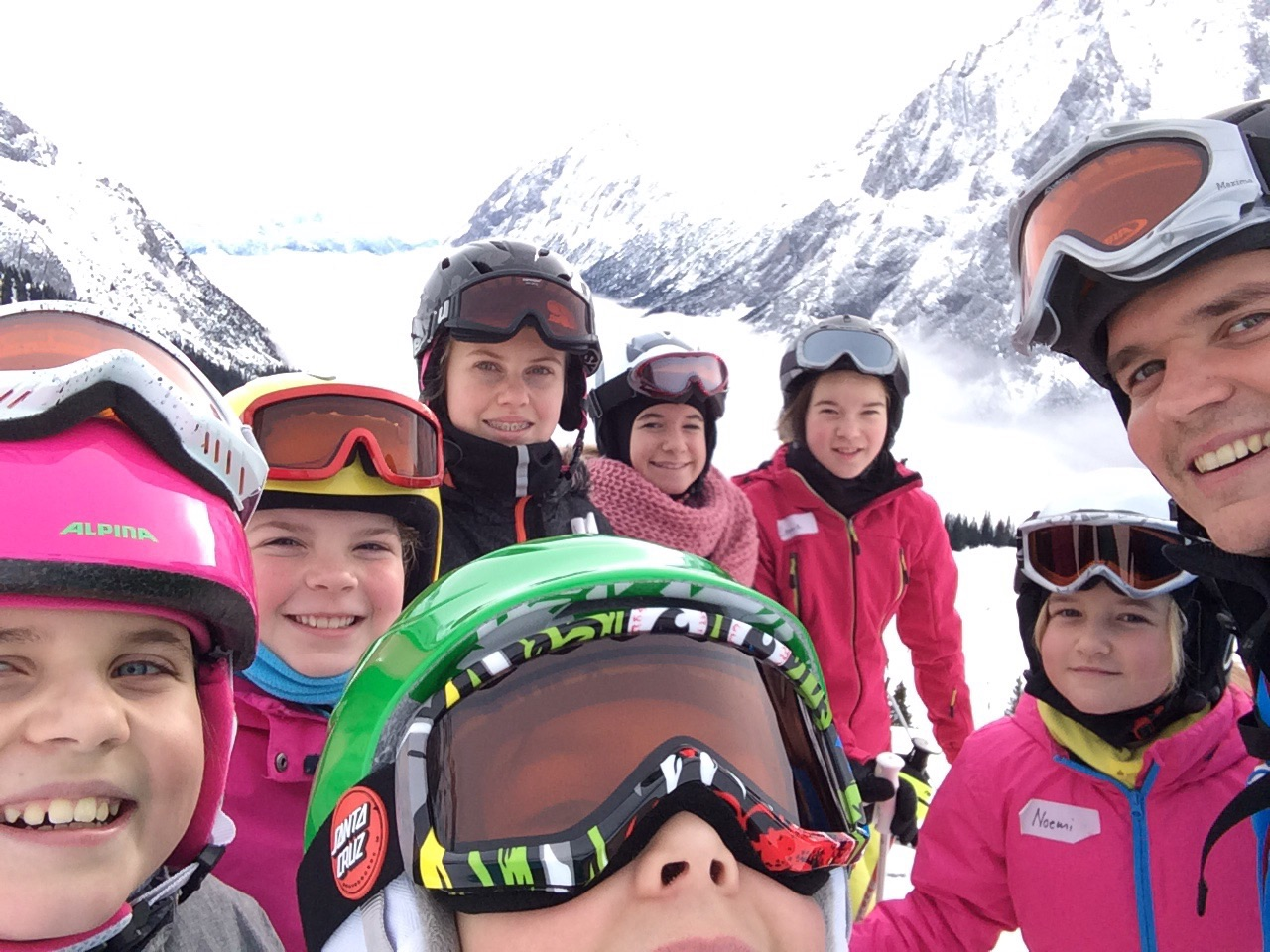 Kurs: Ski, Snowboard, Schneeschuhwandern & Langlauf