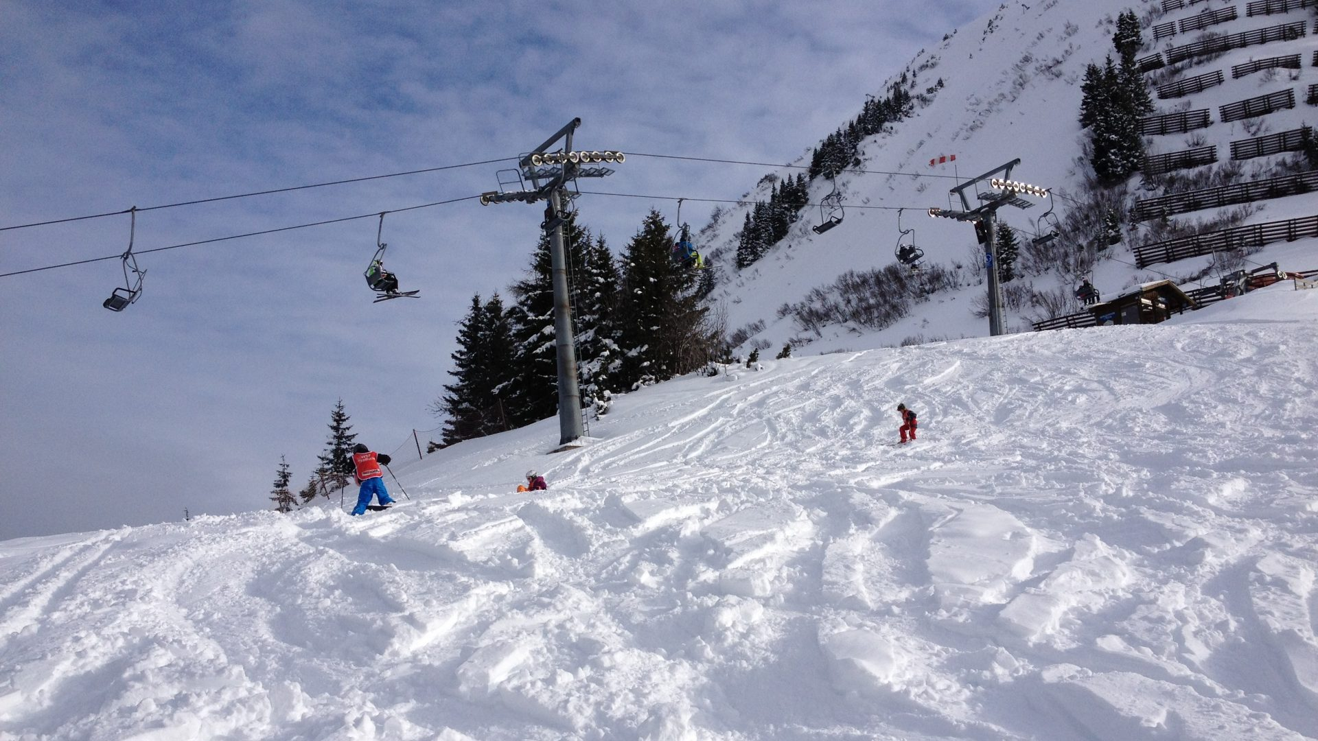 Letztes Skikurswochende 2018 – Wetter Update