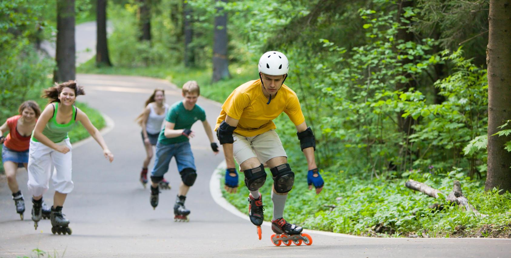 Inline-Skate-Kurse Für Kinder