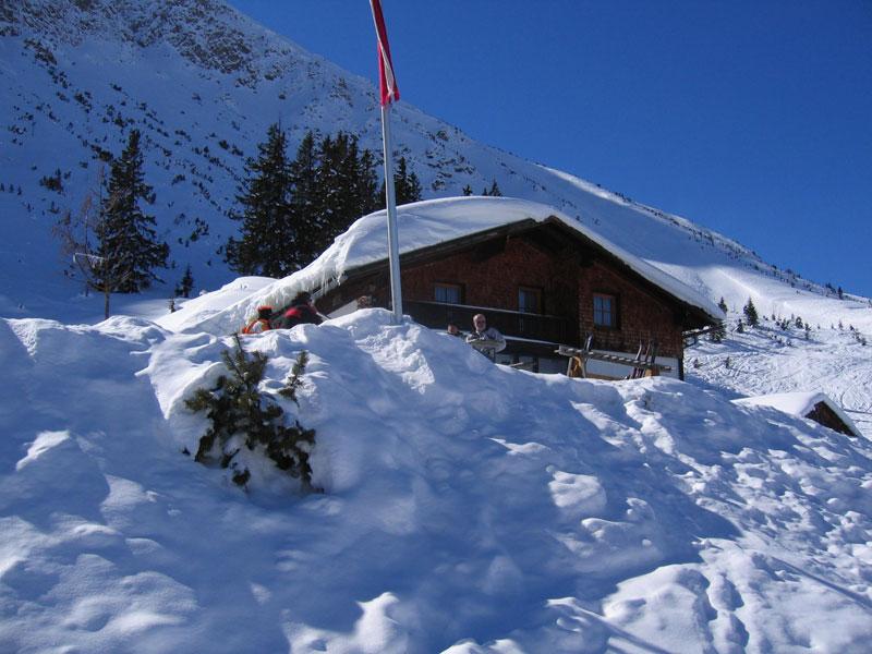 4-Tage Snowcamp In Nesselwängle