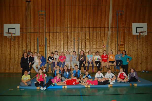 Skirobic – Turnhalle Nicht Verfügbar