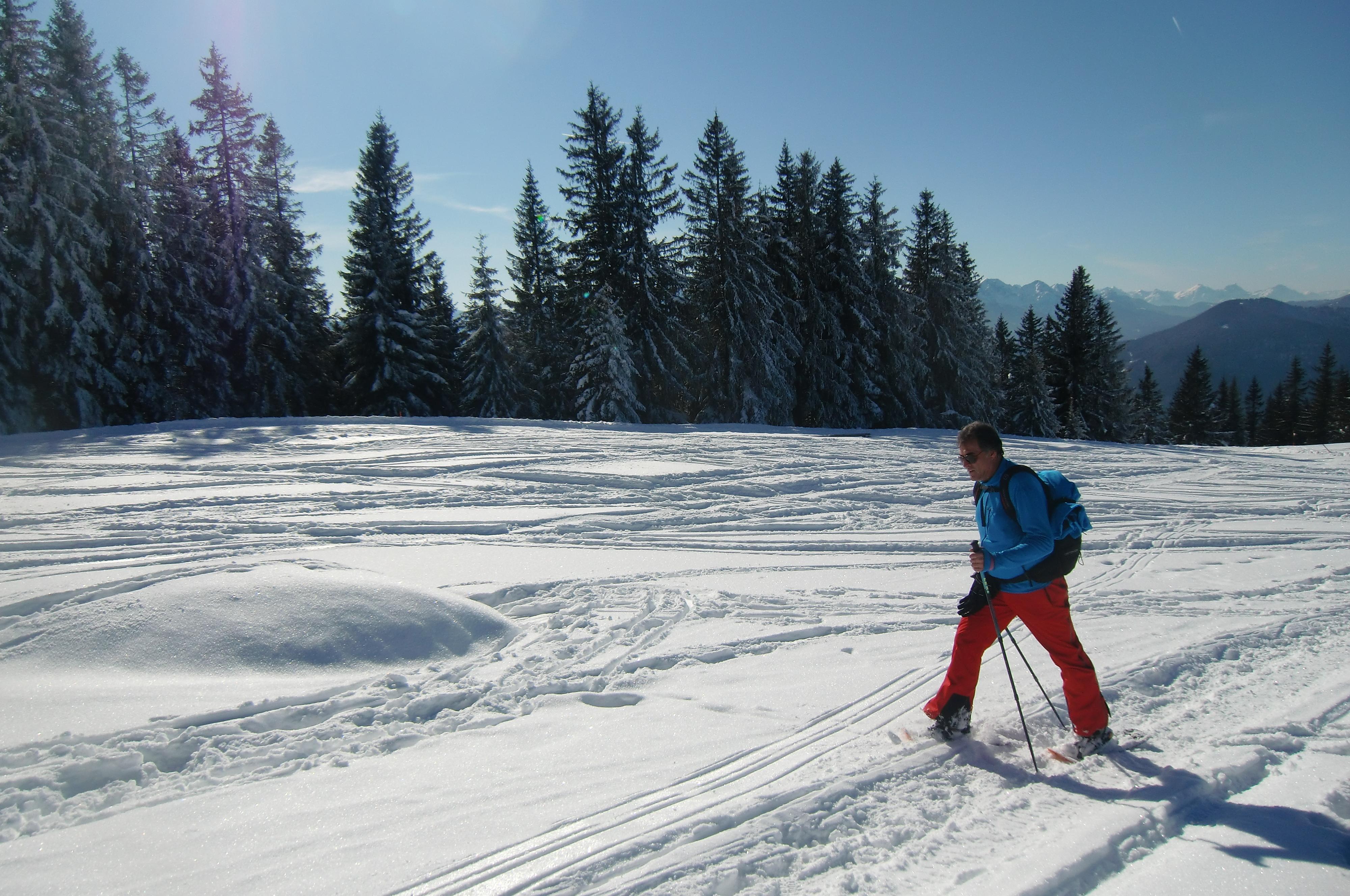 Schneeschuhwandern & Langlauf