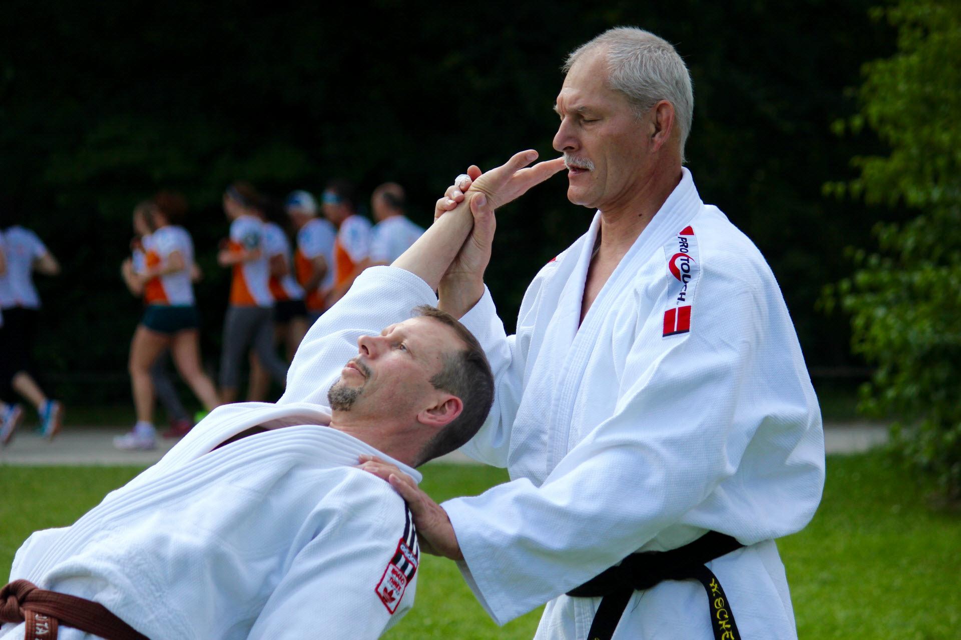 Judo: Judoschnuppertraining Für Kinder Und Erwachsene
