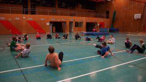 Skigymnastik-Kids