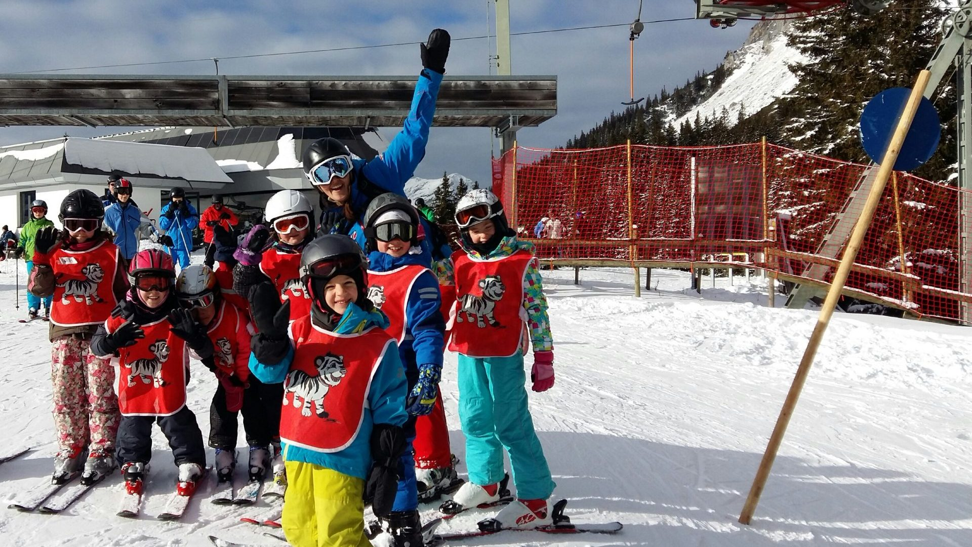 Skikurs Januar 2018