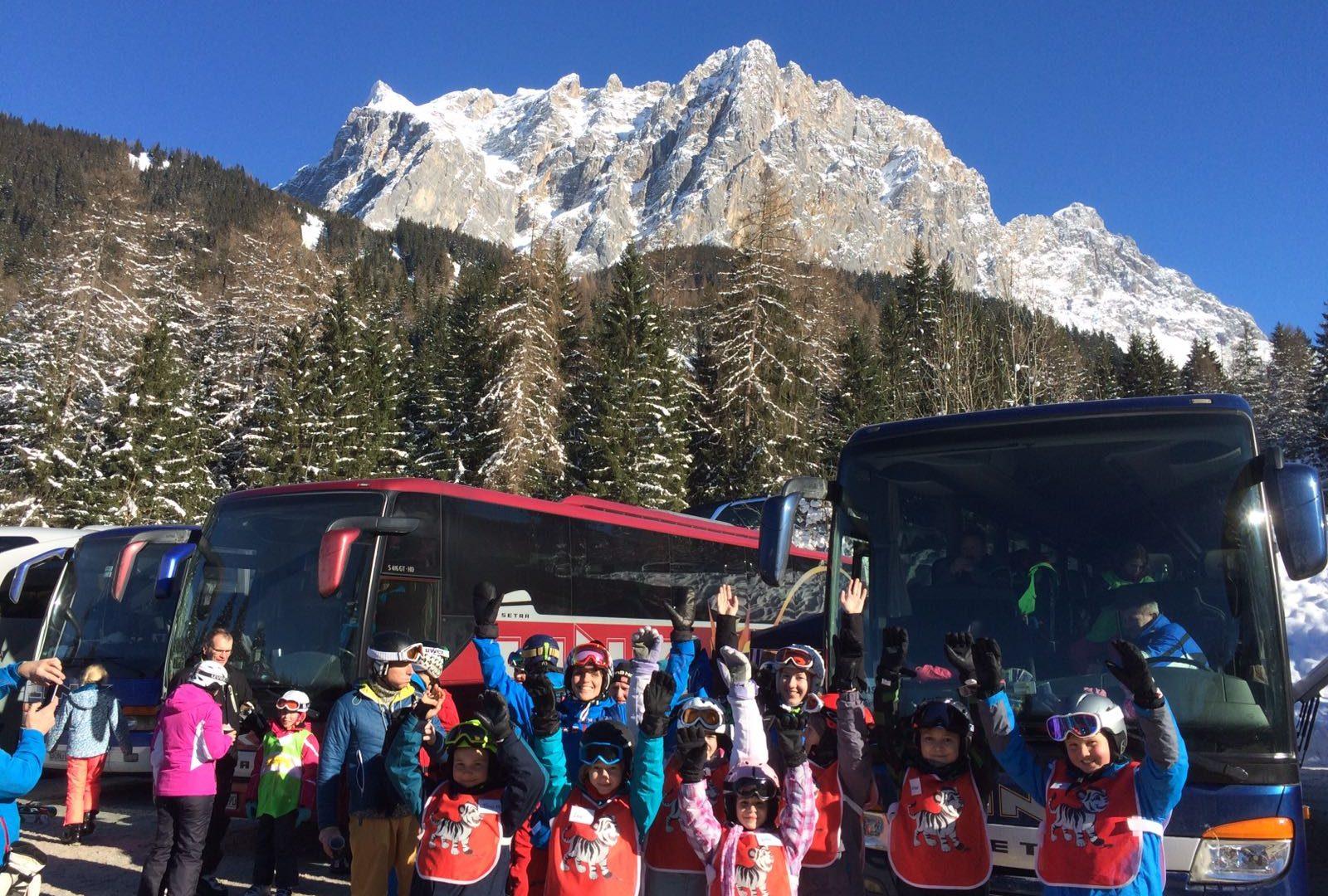 Skikursabschluss 2017