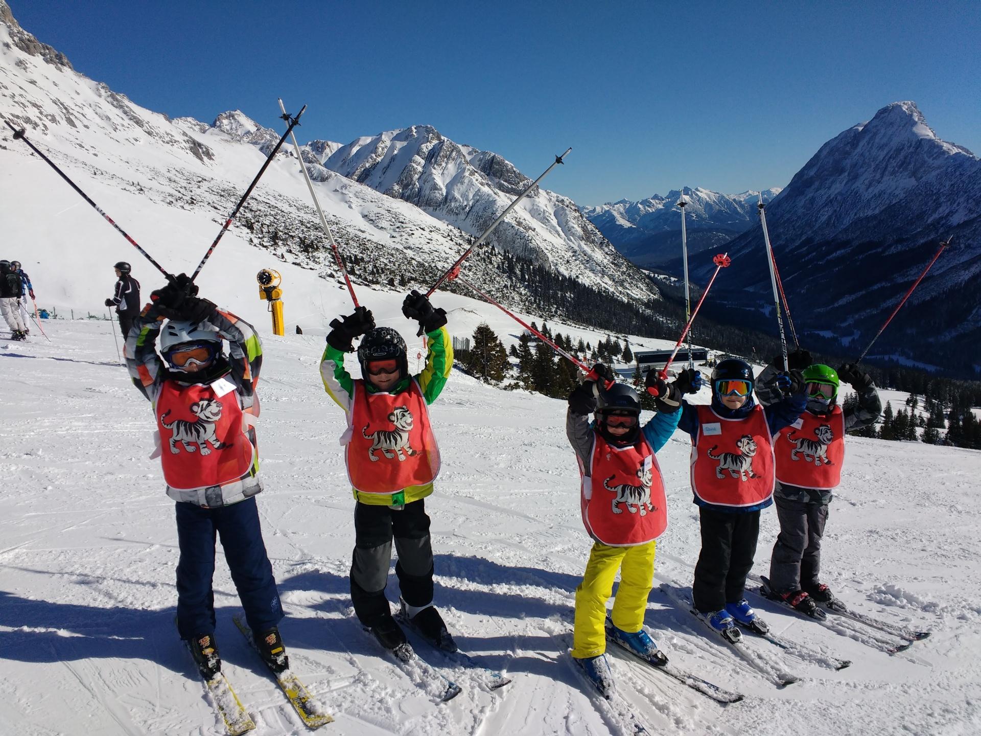 Skikurs 2017 – Zahlen Und Bilder