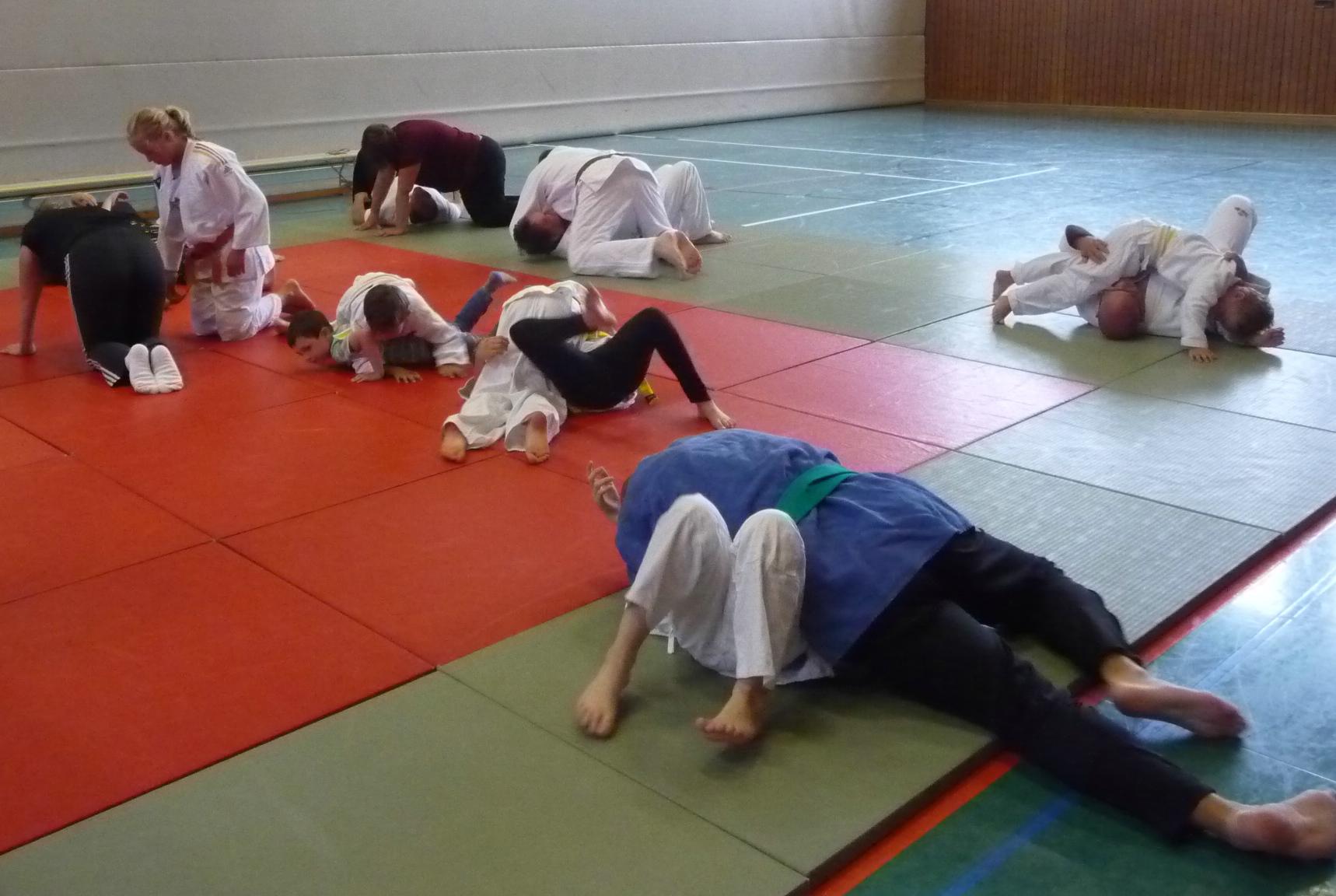 Judo: Geänderte Trainingszeiten