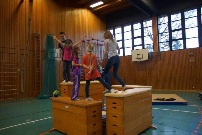 Skigymnastik Startet Am 04.10.2017