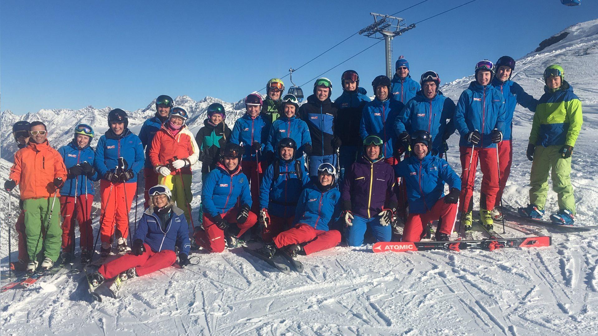 Perfekter Start In Die Skisaison 2017/2018