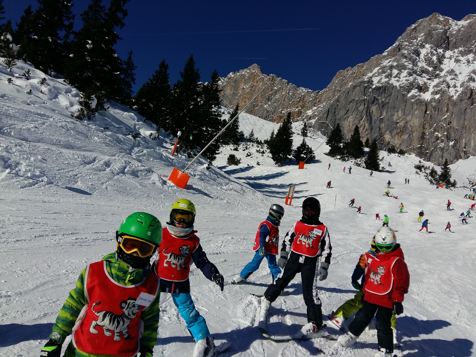 Skikursabschluss Am 26.01.2019