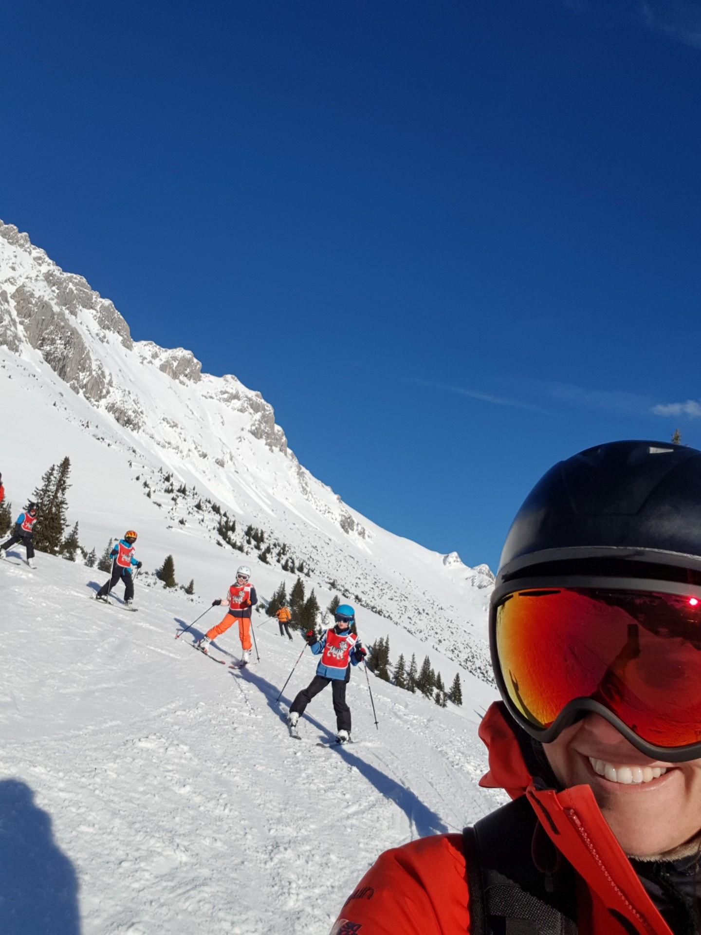 Der Skikurs Naht (Update)…