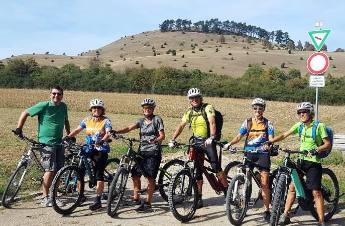 Mountainbike-Tour Durchs Ries & Kesseltal-Event