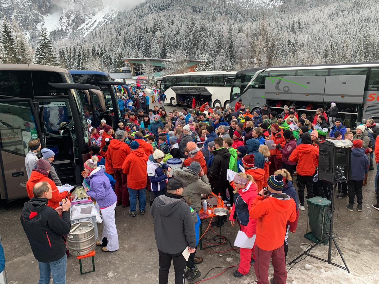 Skikurs 2020 Erfolgreich Beendet