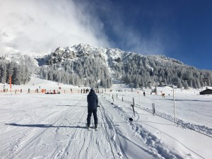 2017-01 Skikurs - 1. Kurstag