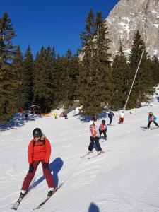 2018-01 Skikurs - 1. Kurstag