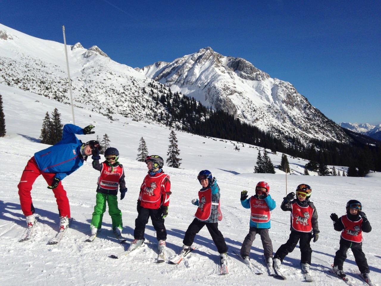Skikursabschluss Am 21.1.2017
