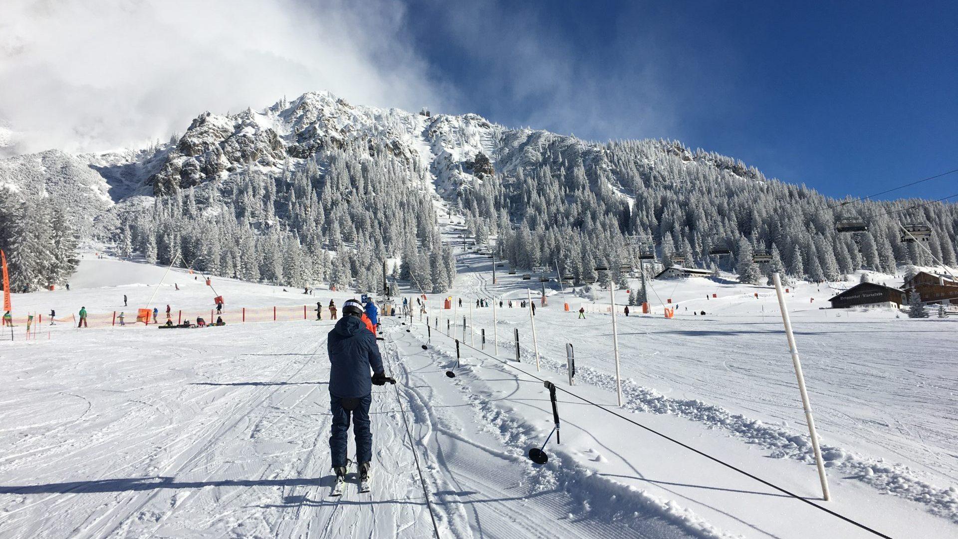 Bilder Vom Skikurswochenende 6./8.1.2017