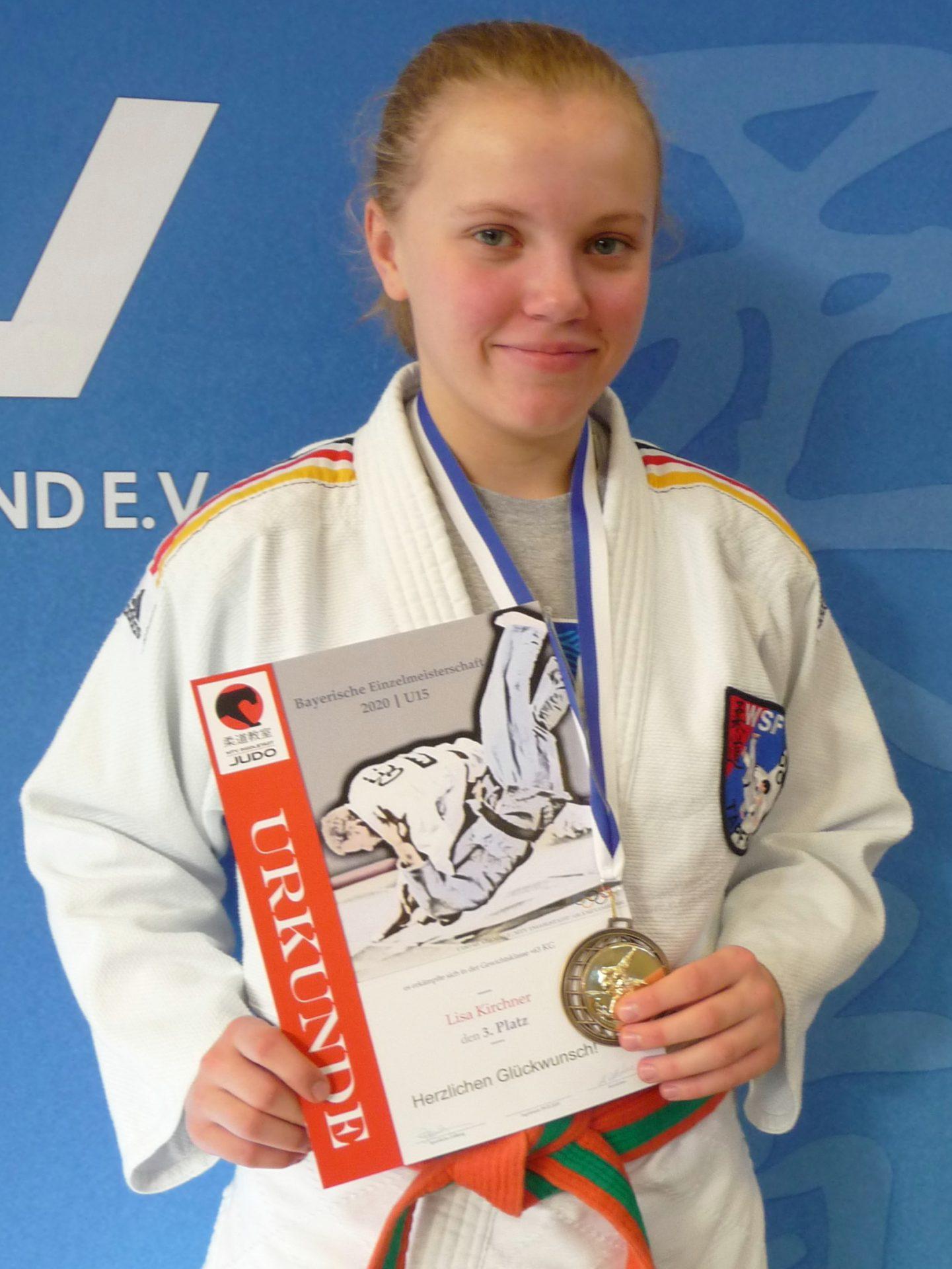 Judo: Erfolg Bei Den Südbayerischen Einzelmeisterschaften