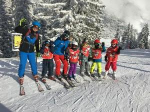 2017-01 Skikurs - 2. und 3. Kurstag